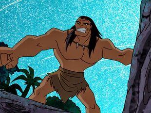 Teen-Titans-Character-Gnarrk-Cartoon-Photos