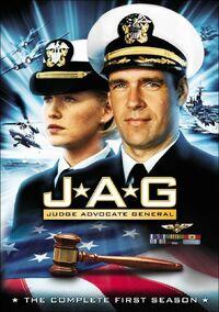 JAG (Season 1) DVD