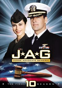 JAG (Season 10) DVD
