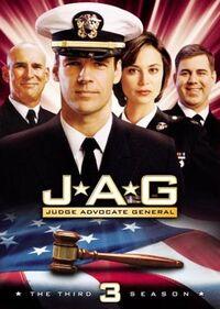 JAG (Season 3) DVD