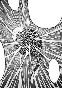 Shintarou Jagasaki's frenzied tadpole