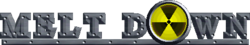 Melt Down logo