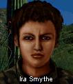 Ira smythe face