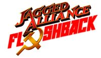Jagged alliance flashback logo