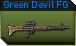 Green devil e icon