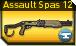 SPAS 12 R Icon