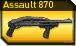 Remington 870 R Icon