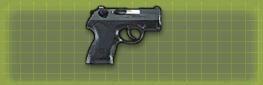 Beretta p4