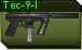 Tec-9-I c icon