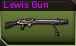 Lewis gun u icon