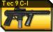 Tec-9-I r icon