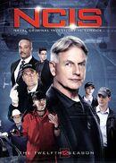 NCIS Season 12 DVD cover