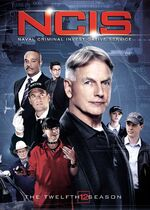 NCIS Season 12 DVD cover