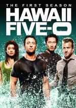 Hawaii Five-0 Season 1 DVD cover
