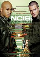 NCIS Los Angeles Season 6 DVD cover