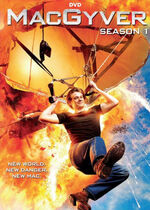 MacGyver Season 1 DVD cover