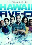 Hawaii Five-0 Season 10 DVD cover