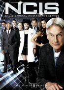 NCIS Season 9 DVD cover