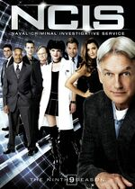 NCIS Season 9 DVD cover