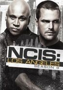 NCIS Los Angeles Season 9 DVD cover
