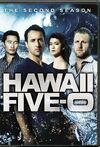 Hawaii Five-0 Season 2 DVD cover