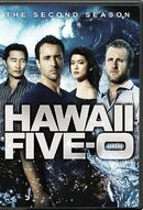 Hawaii Five-0 Season 2 DVD cover