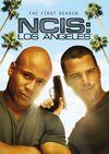 NCIS Los Angeles Season 1 DVD cover