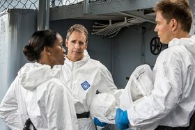 NCIS New Orleans Season 1 Episode 2