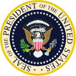 Seal of the President of the United States of America