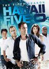 Hawaii Five-0 Season 5 DVD cover