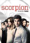Scorpion Season 3 DVD cover