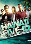 Hawaii Five-0 Season 7 DVD cover