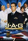JAG Season 7 DVD cover