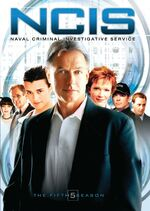 NCIS Season 5 DVD cover
