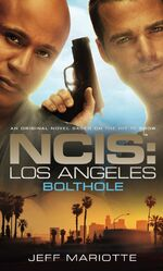 NCIS Los Angeles – Bolthole cover