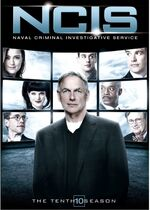 NCIS Season 10 DVD cover
