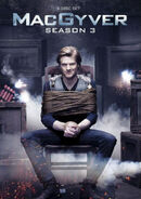 MacGyver Season 3 DVD cover