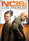 NCIS Los Angeles Season 8 DVD cover