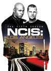 NCIS Los Angeles Season 5 DVD cover