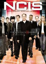 NCIS Season 11 DVD cover