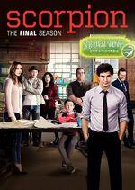 Scorpion Season 4 DVD cover