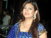 220px-Juhi parmar at vikas's wedding