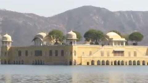 Man Sagar Lake, Jal Mahal, Ajmir Road, Jaipur, Rajasthan, India