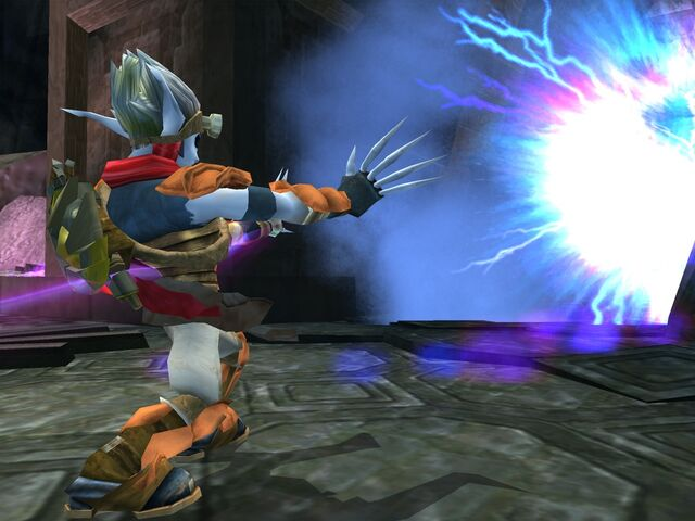 File:Dark Jak using Dark Strike.jpg