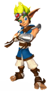 Jak from TPL promo render