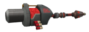 Scatter Gun gunstaff render