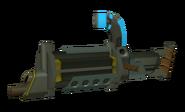 Vulcan Fury Morph Gun render