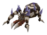 Ghoul spider