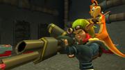 Getting the Yellow Gun