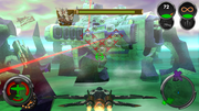 ACS Behemoth's laser drones